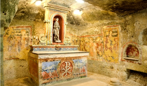 St. Agatha's Catacombs – Museum