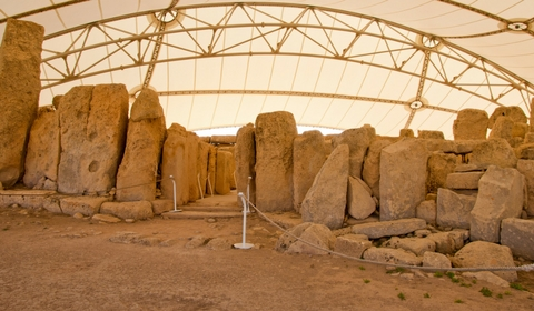 Hagar Qim and Mnajdra Temples