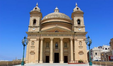 Mgarr Parish Church