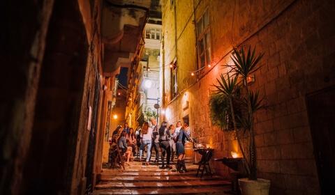 Locali a Valletta