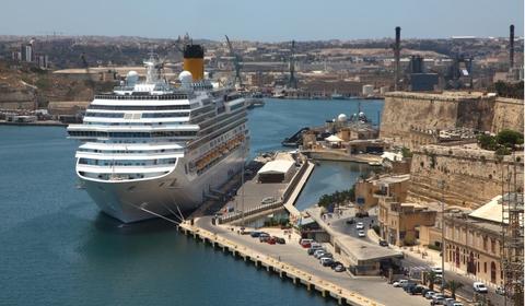 Valletta Cruise Terminal