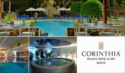 Corinthia Palace Hotel 5*