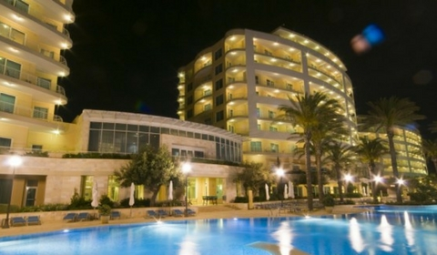 Radisson Blu Resort & Spa, Malta Golden Sands,  5*
