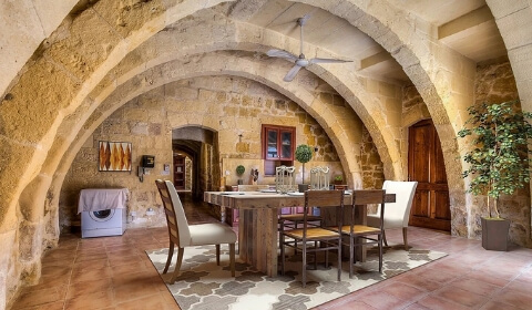 First Gozo Farmhouses: It-Tarhuna
