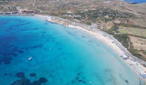 Mellieha Bay (Ghadira)